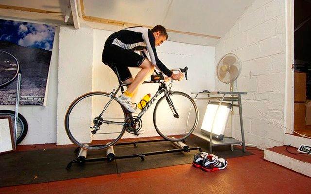 Como hacer masa muscular con la bicicleta