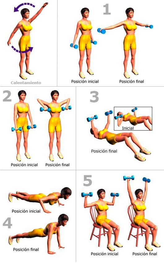 perder peso con ejercicio y conseguir abdominales marcadas