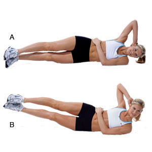 Abdominales-laterales-(crunches-laterales)